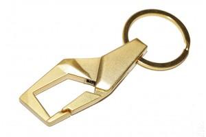 Карабин-брелок металлический для ключей
