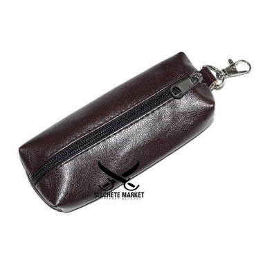 Ключница-кошелёк кожзам