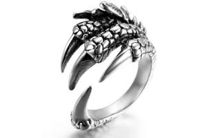 "Кольцо ""Лапа Дракона"""