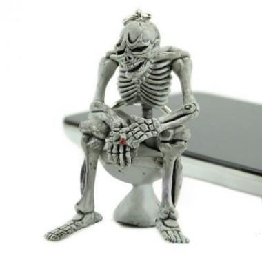 """Брелок """"Скелет"""""""
