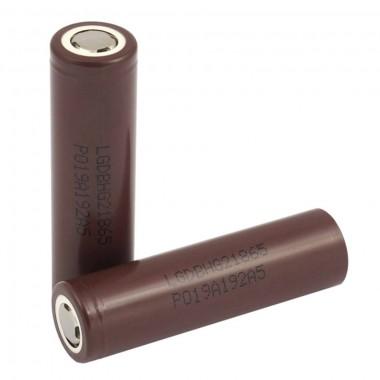 Высокотоковый Li-Ion аккумулятор 18650 LG HG2 3000mAh