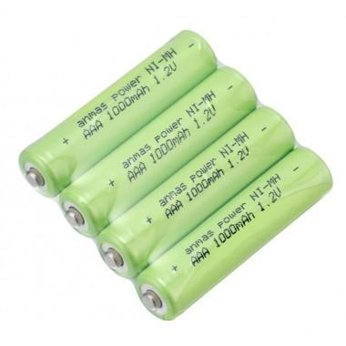 Аккумулятор Ni-MH AAA 200mAh 1.2V