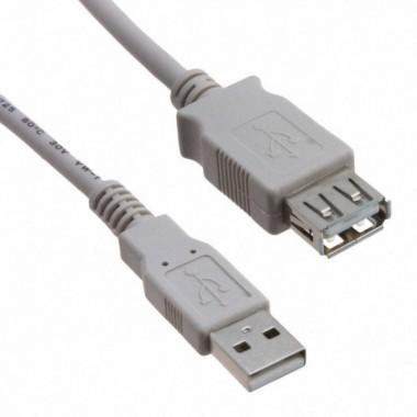 Кабель USB 2.0 AM/AF удлинитель 5м