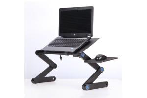 Столик для ноутбука с USB-кулером 48см