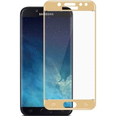 Защитное стекло 2.5 D для Samsung j3 2017