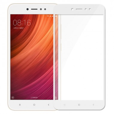 Защитное стекло 2.5 D для Xiaomi Mi Note 5A