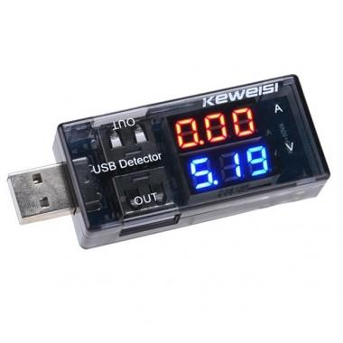 Амперметр USB детектор