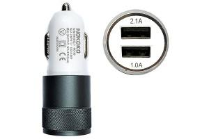 Автомобильное зарядное устройство на 2 USB