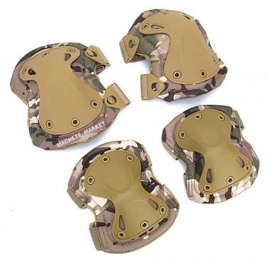 Наколенники+налокотники X-Form Multicam