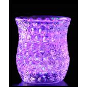 Праздничный стакан (бокал) с цветной подсветкой
