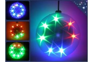Светодиодный цветной шар