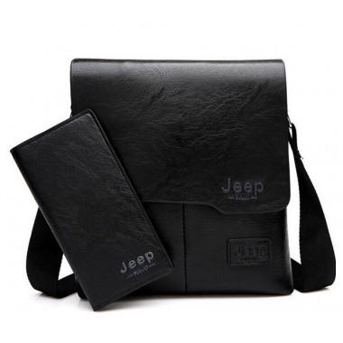 Комплект сумка и портмоне Jeep Buluo