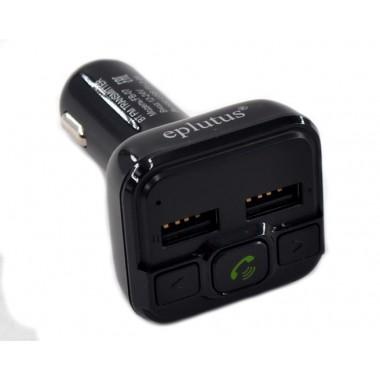 Автомобильный FM-модулятор с Bluetooth Eplutus FB-07