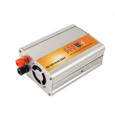Автомобильный инвертор 500Вт (преобразователь)