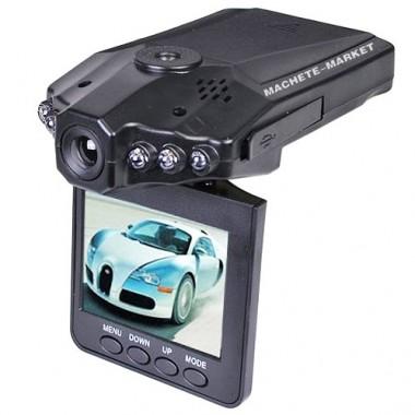 Видеорегистратор HD Portable DVR with 2.5 TFT LCD