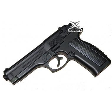 Зажигалка пистолет с подвижным затвором