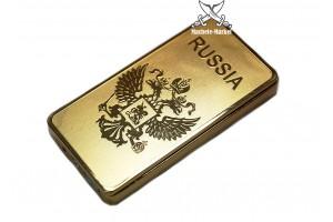 "Электронная Usb зажигалка ""RUSSIA"""