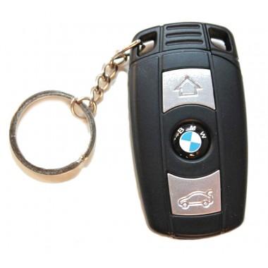 Зажигалка газовая BMW с фонариком