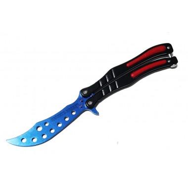 Нож балисонг тренировочный