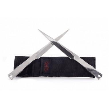 Набор метательных ножей Pirat 0835-2 СПОРТ-14