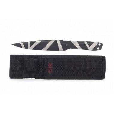 Метательный нож Pirat 0837H СПОРТ-19