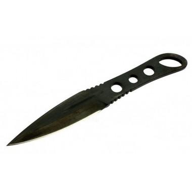Метательный нож «Перо» из стали У8