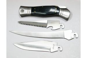 Набор сменных ножей + пила в чехле