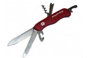 Нож мультитул Victorinox Rescue Tool Red (реплика)