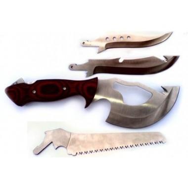 Многофункциональный нож с насадками