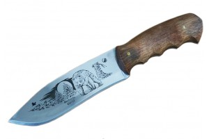 """Нож """"Медведь"""" г.Кизляр"""