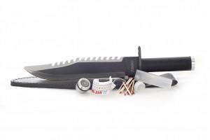 "Нож выживания HK5703 ""Рэмбо"""