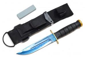 Нож тактический Smith Wesson с точильным бруском