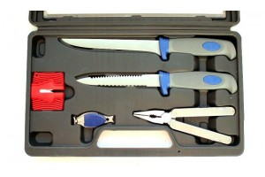 Набор Viking Nordway H065N из 2-х ножей, мультиинструмента ,точилки и кусачек