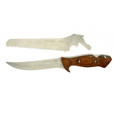 """Нож + пила X-2w """"Охотник"""""""