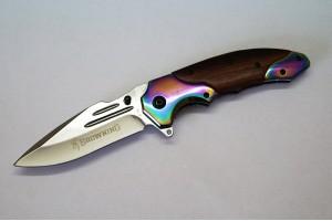 Нож складной Browning F76