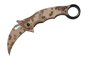 Нож складной Fox-478 керамбит