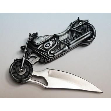 "Нож складной ""Мотоцикл"""