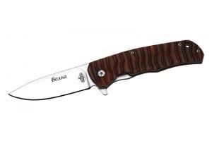 Нож складной ВИТЯЗЬ «Волна»