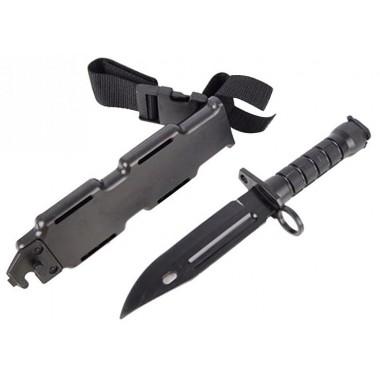 Нож тренировочный M9 гибкий пластик