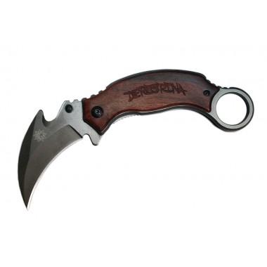 Нож складной керамбит Fox Derespina X52