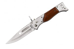 Нож выкидной-автоматический АК-47