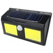 Светильник уличный на солнечной батарее с датчиком движения