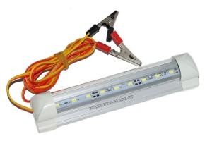 Лампа 9 Led 12В для аккумулятора