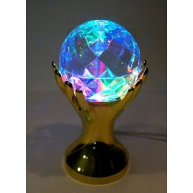"Лампа диско-шар ""Рука"""