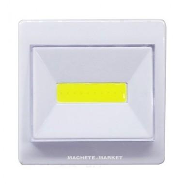 Светильник-выключатель COB LED на батарейках