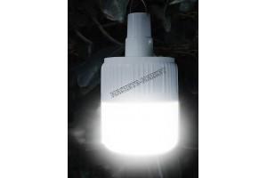 Фонарь-лампа на солнечных батареях