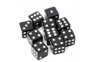 Кубики игральные большие