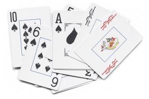 Карты для покера пластиковые