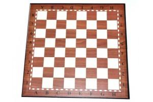 Шахматная доска складная (картон)