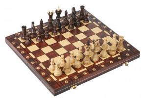 "Шахматы ""Амбассадор"" Wegiel 52см"